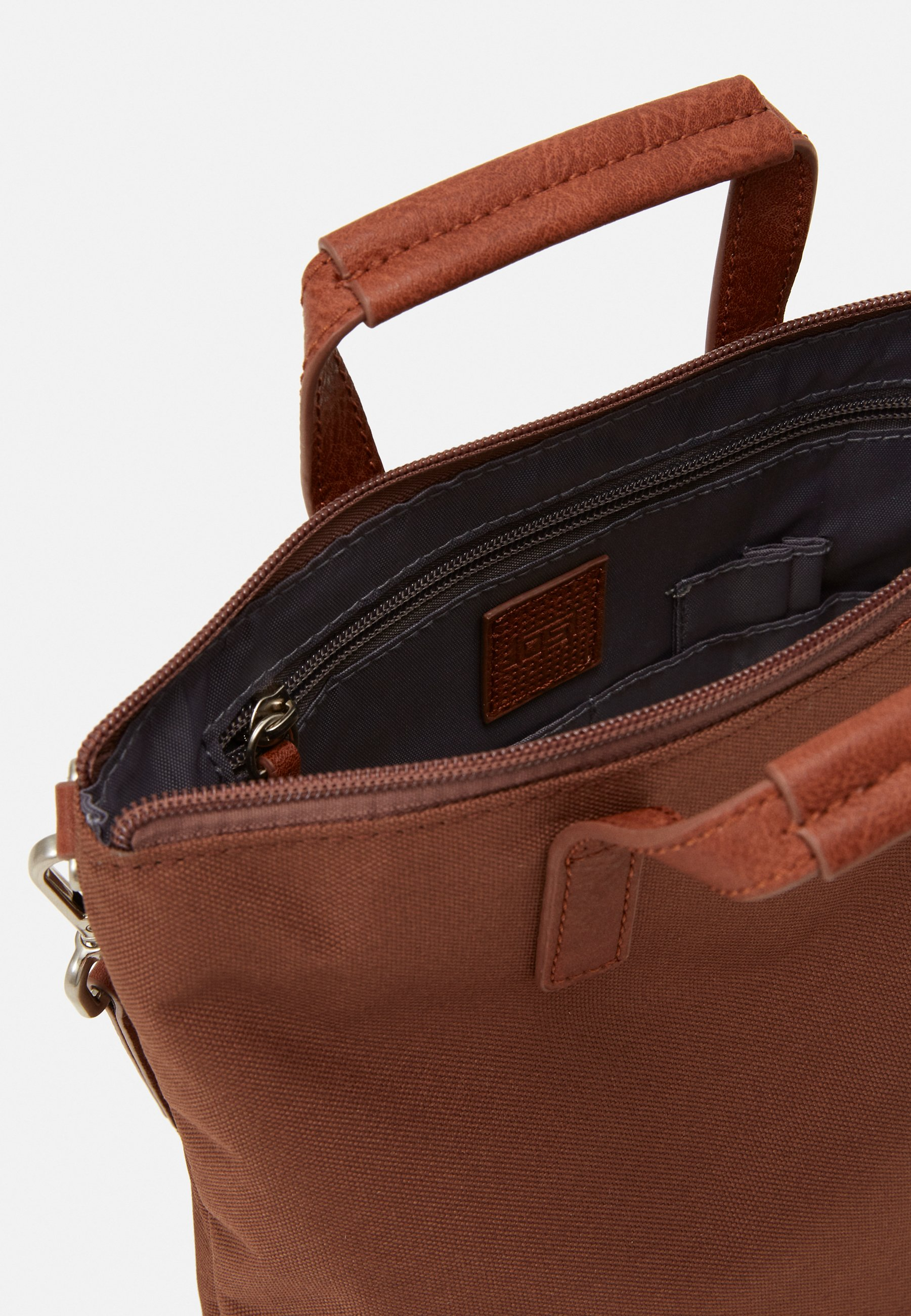 Jost X CHANGE BAG MINI - Håndveske - brown/brun vAO3A3t8vk90y8o