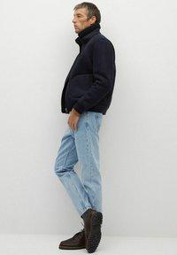 Mango - BEN - Straight leg jeans - hellblau - 5