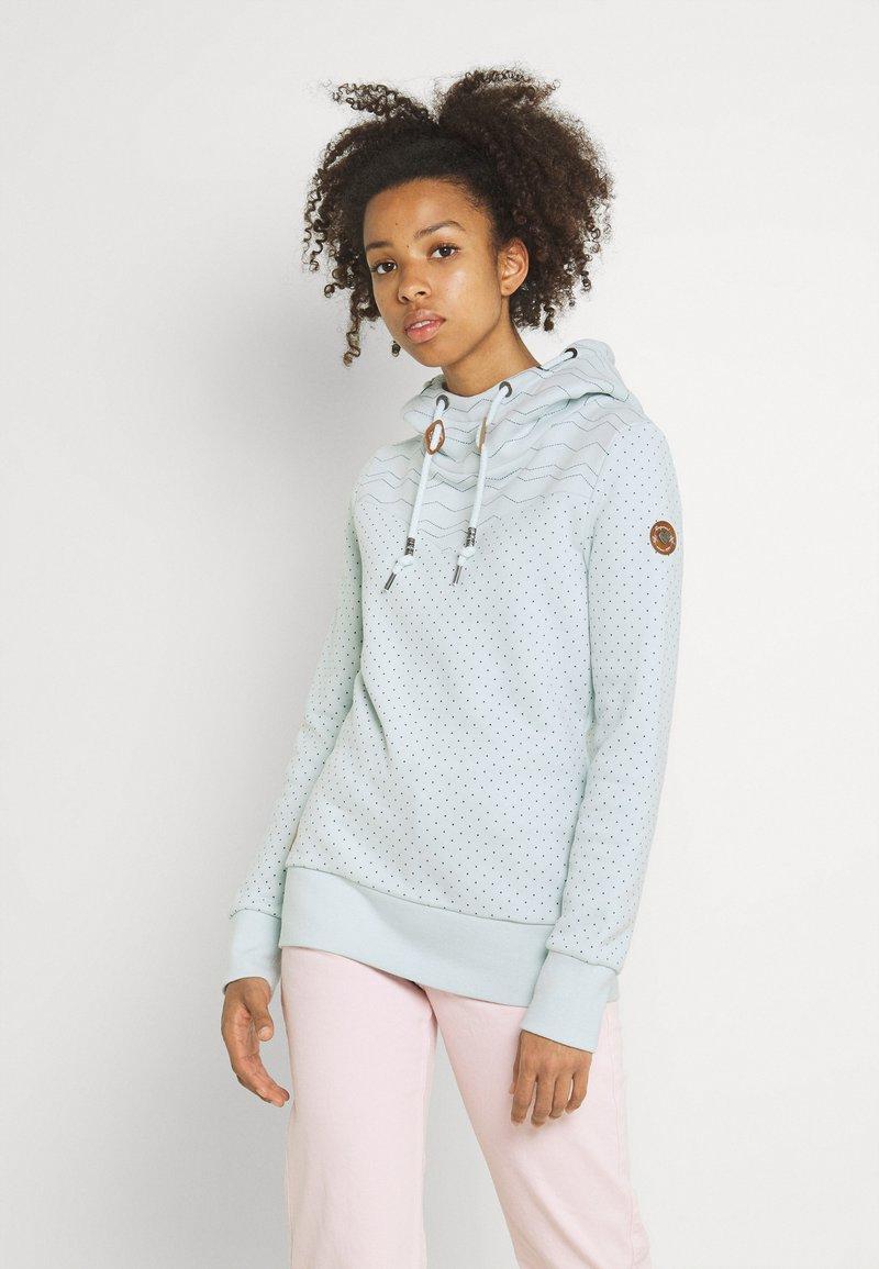 Ragwear - NUGGIE - Sweatshirt - light mint