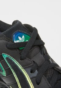 adidas Originals - YUNG-96 CHASM - Tenisky - black/multicoloured - 5