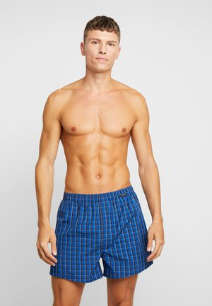 2 PACK - Boxer shorts - royal