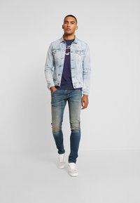 Replay - Denim jacket - super light blue - 1