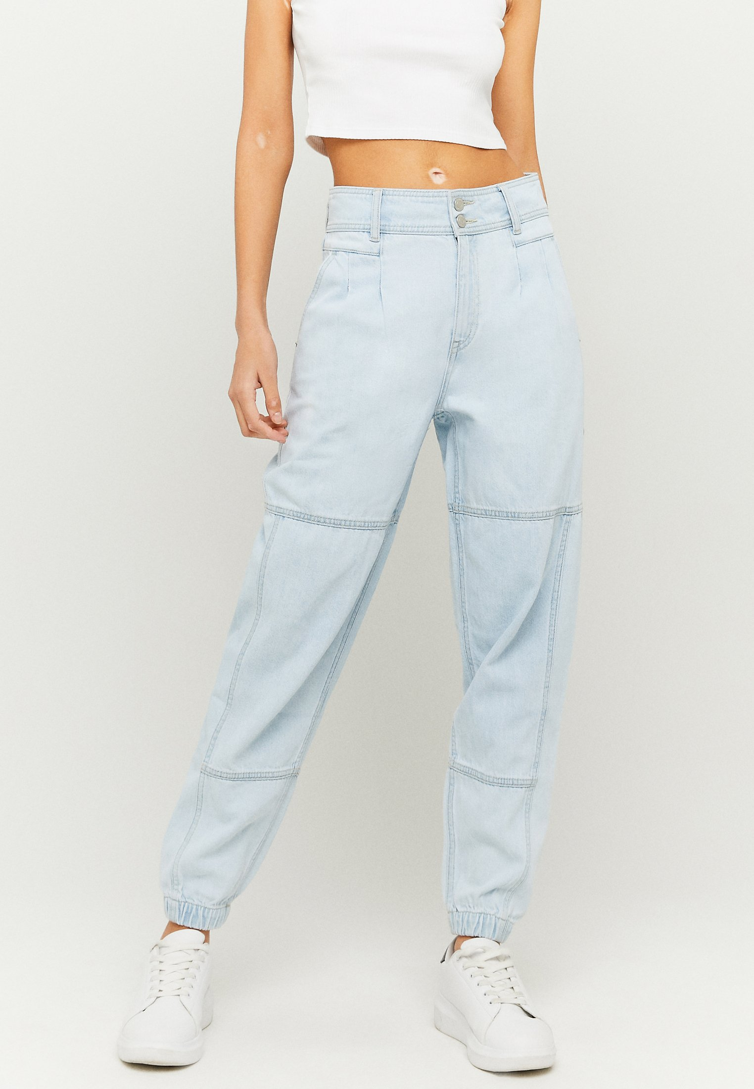 Damer Jeans Tapered Fit