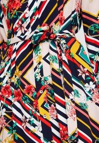 Cortefiel - LONG PRINTED DRESS - Maxi dress - multicoloured - 6