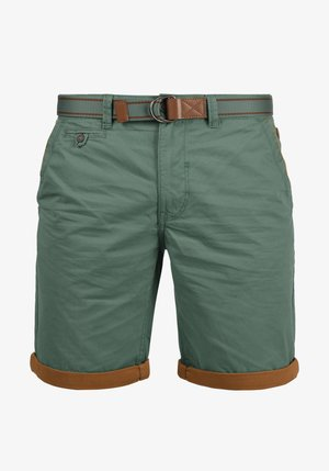 NEJI - Shorts - balsam green