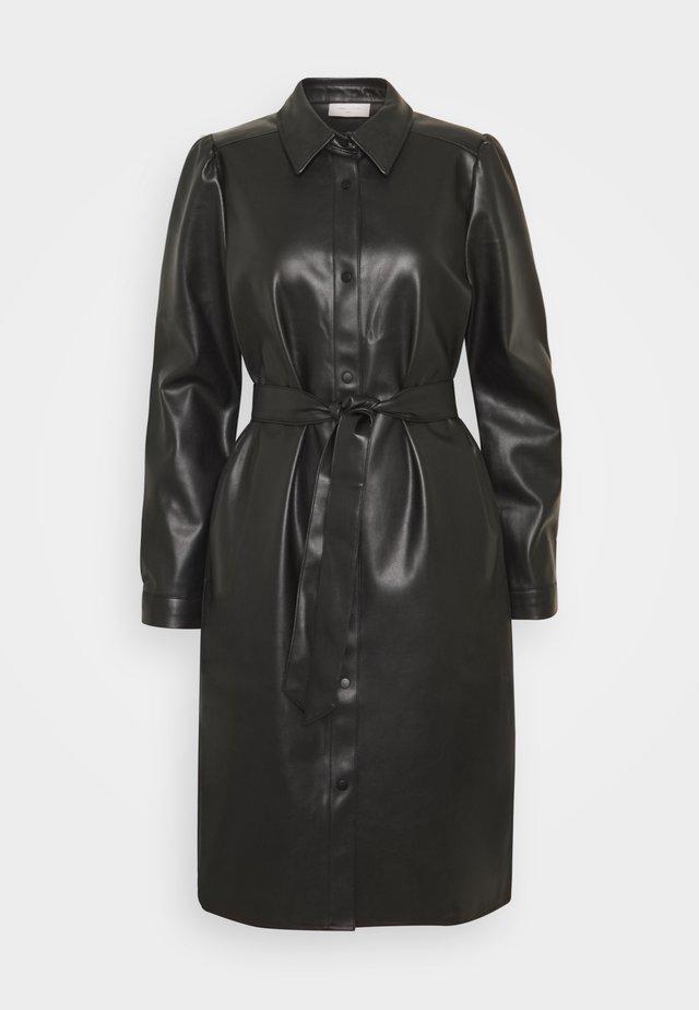 HARLEY - Skjortklänning - black