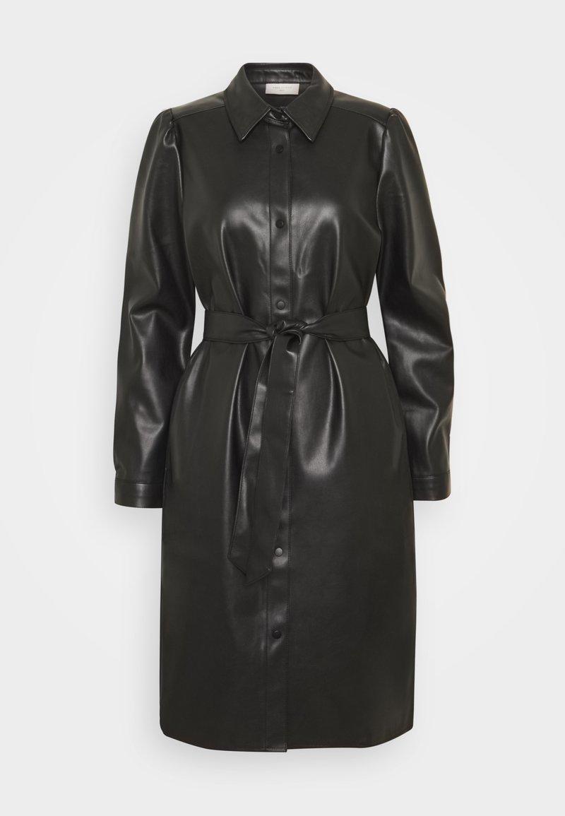Freequent - HARLEY - Shirt dress - black