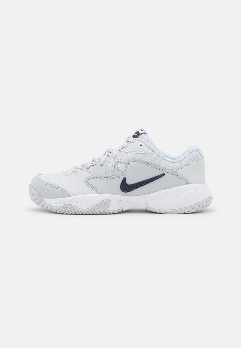 Nike Performance - LITE 2 - Tenisové boty na všechny povrchy - pure platinum/obsidian/white