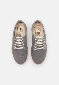 Pompeii - HIGBY VEGAN UNISEX - Sneakersy niskie - grey - 3