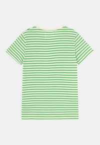 Wood Wood - OLA UNISEX - Print T-shirt - off-white/green - 1