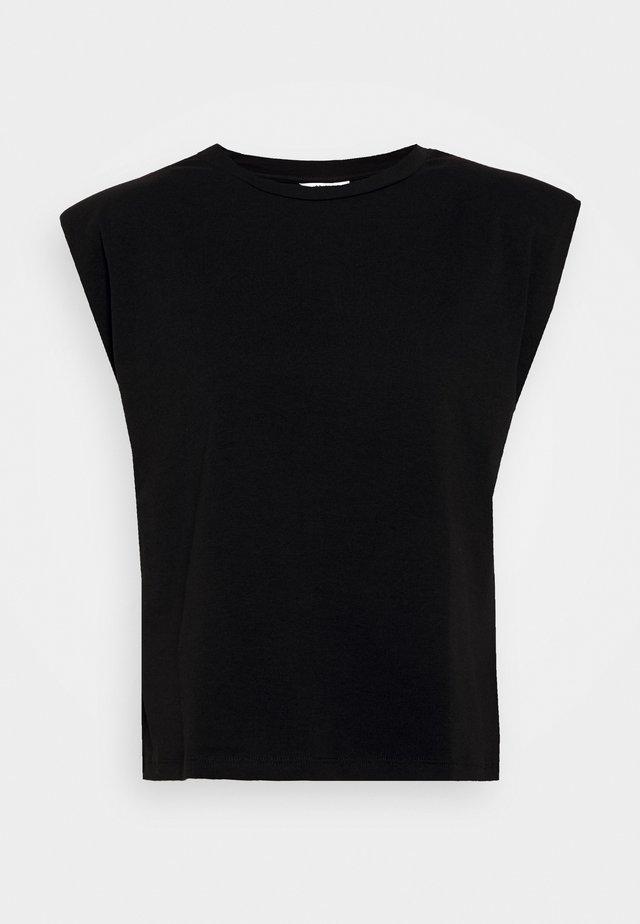 OBJJEANETTE - Top - black
