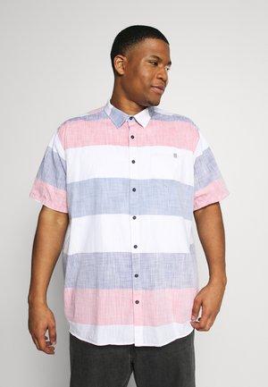BOLID STRIPED - Shirt - blue