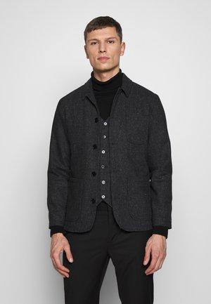 BIRSTALL BLAZER - Blazer jacket - charcoal