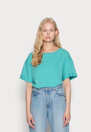 ICONIC - T-shirt basic - aqua green