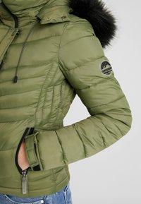 Superdry - 3 IN 1 JACKET - Light jacket - four leaf clover - 7