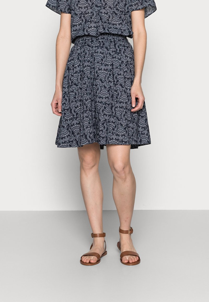 Marc O'Polo - SKIRT - A-line skirt - multi