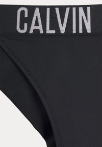 Calvin Klein Swimwear - INTENSE POWER BRAZILIAN - Bikini bottoms - black - 6