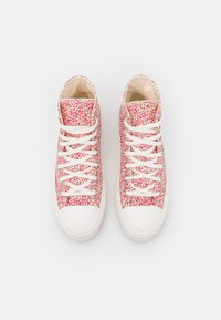 Converse - CHUCK TAYLOR ALL STAR LIFT - Baskets montantes - vintage white/university red/egret - 5