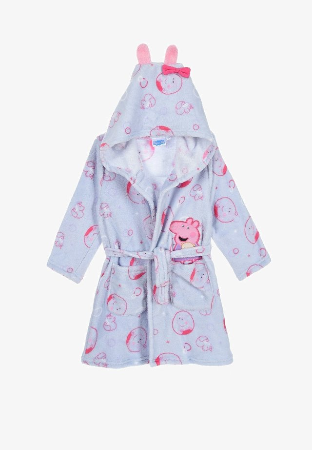 PEPPA PIG - Dressing gown - blau