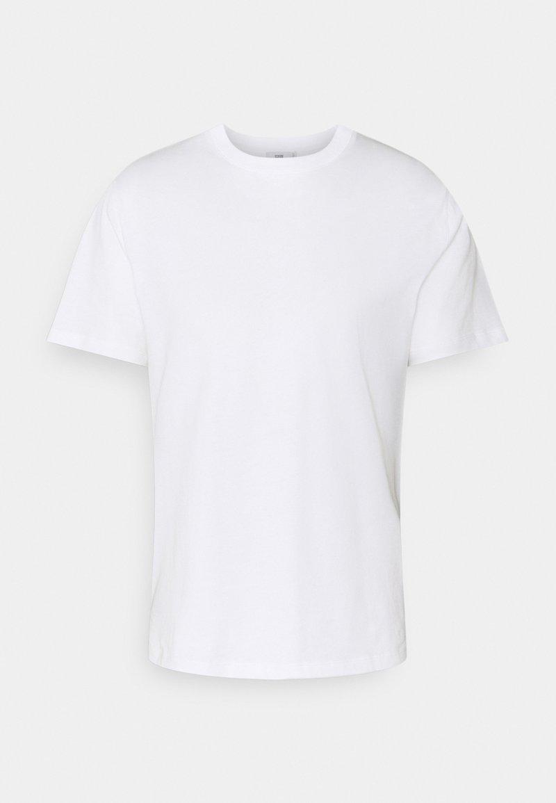 CLOSED - ROUND NECK  - Basic T-shirt - white