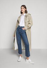 Agolde - PINCH WAIST - Straight leg jeans - subdued cut off hem - 1