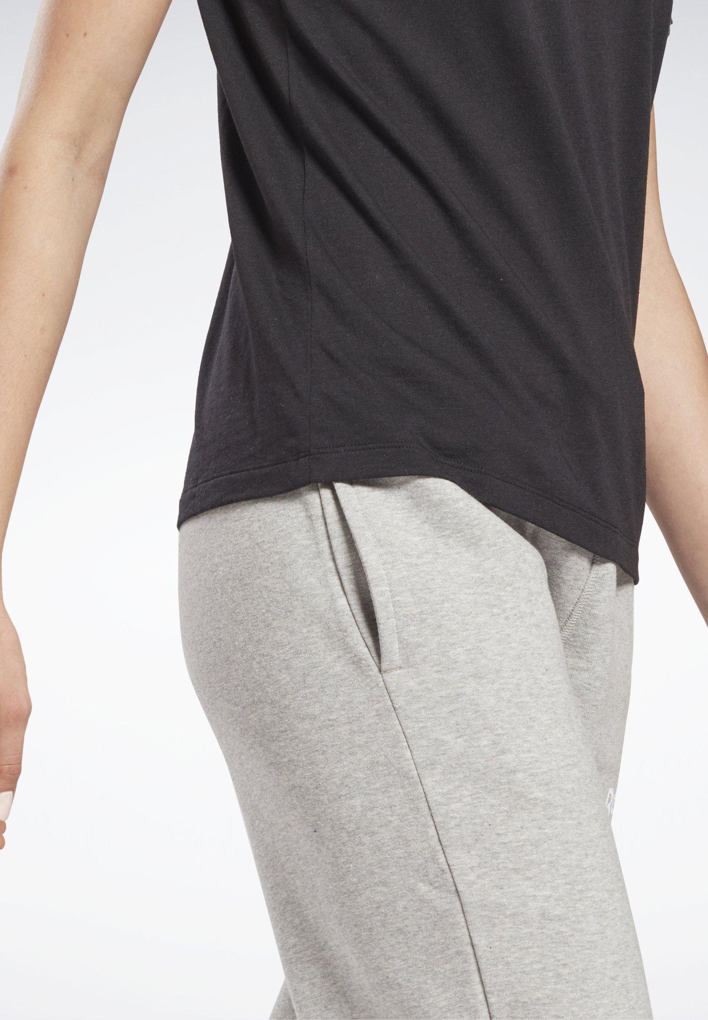 Damen REEBOK IDENTITY LOGO T-SHIRT - T-Shirt print