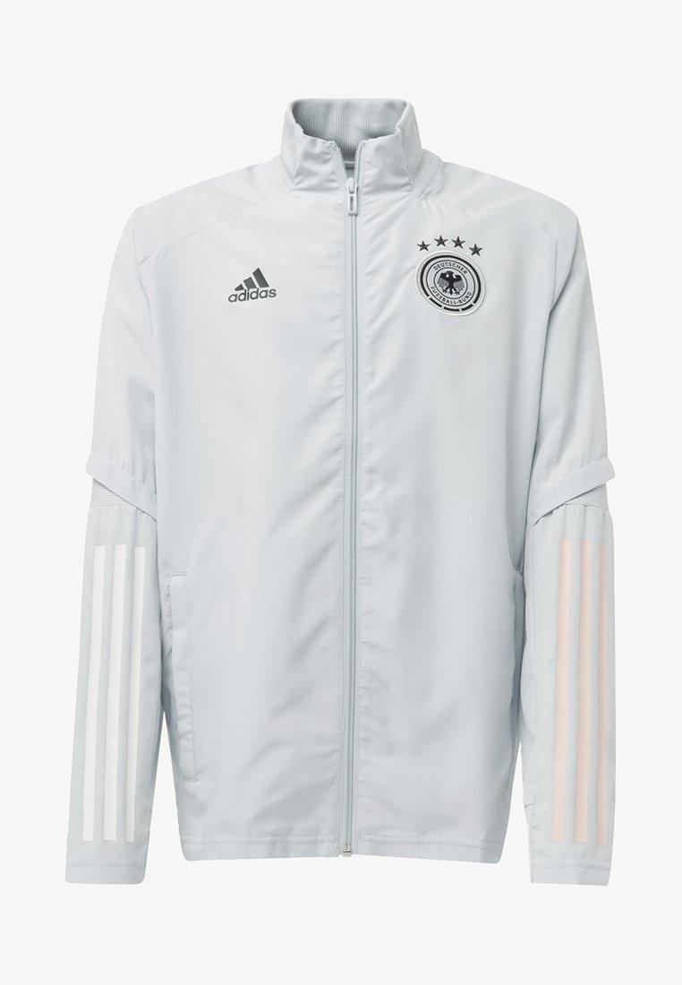 adidas Performance - GERMANY PRESENTATION TRACK TOP - Training jacket - grey