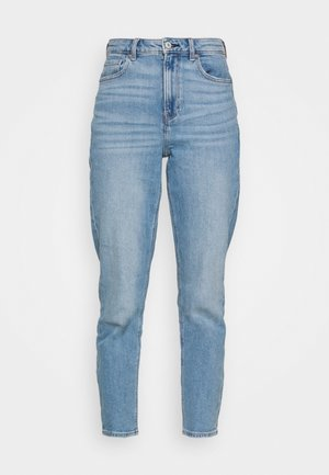 HIGHEST RISE MOM - Slim fit jeans - powder blue