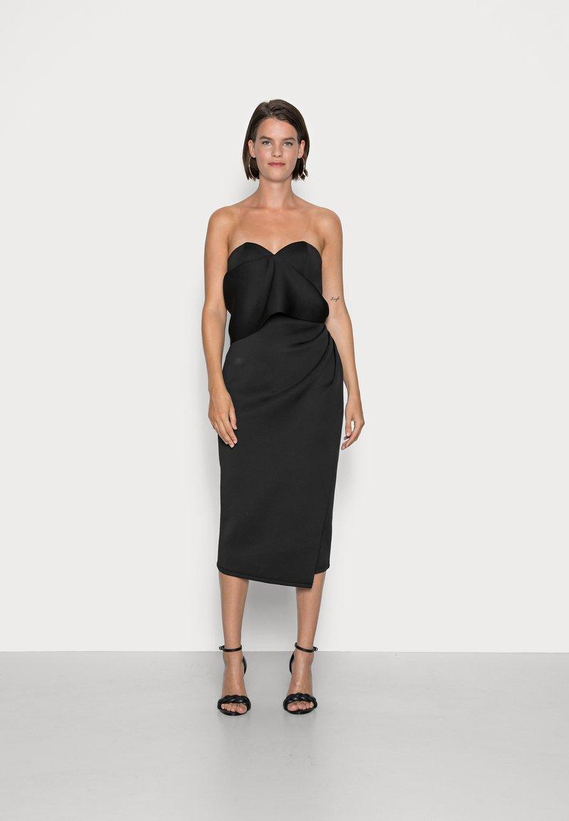 Jarlo - ZANITA - Koktejlové šaty/ šaty na párty - black