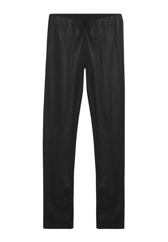 CAMILIA  - Leggings - Trousers - black