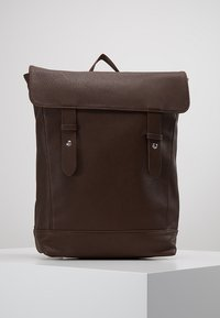 KIOMI - Rucksack - dark brown - 0
