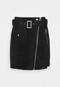 Freaky Nation - NEILA - Mini skirt - black - 0