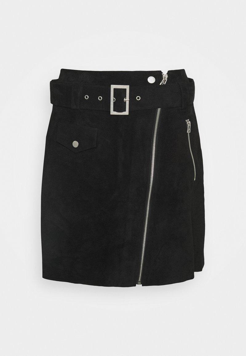 Freaky Nation - NEILA - Mini skirt - black