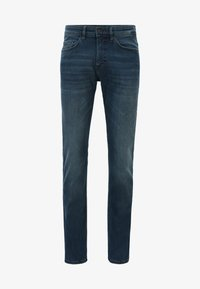 BOSS - DELAWARE BC-L-P - Straight leg jeans - dark blue - 4