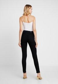 Gina Tricot - HEDDA ORIGINAL - Jeans Skinny Fit - black - 2