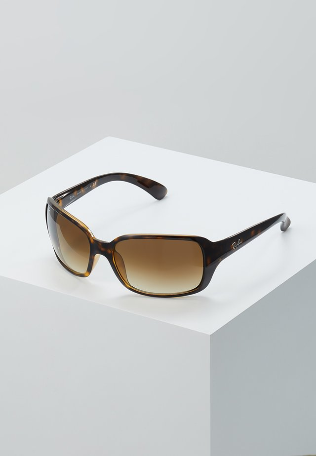 Sunglasses - dark braun