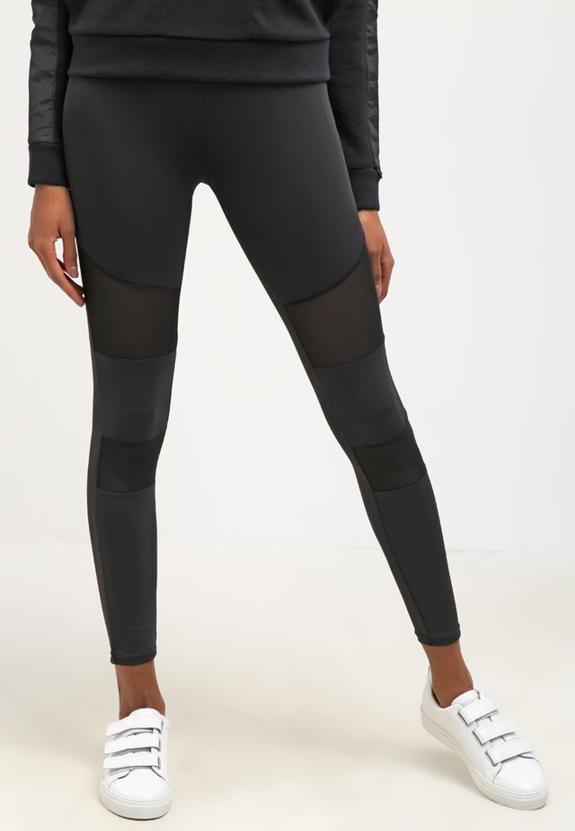 LADIES TECH - Leggings - black