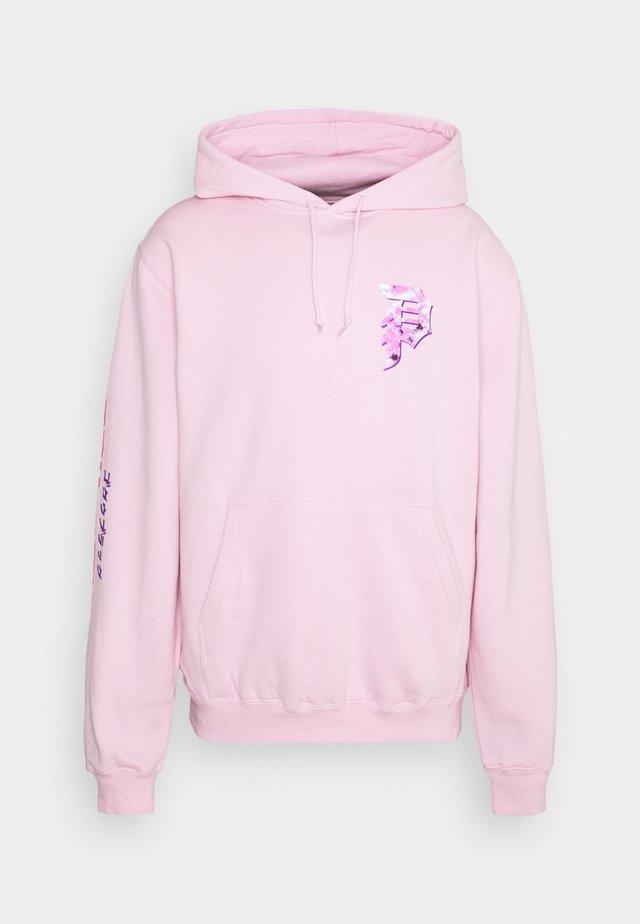 GOKU HOOD - Sweatshirt - pink
