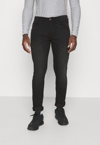 Blend - JET FIT - Slim fit jeans - denim black - 0
