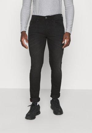 JET FIT - Jeans slim fit - denim black