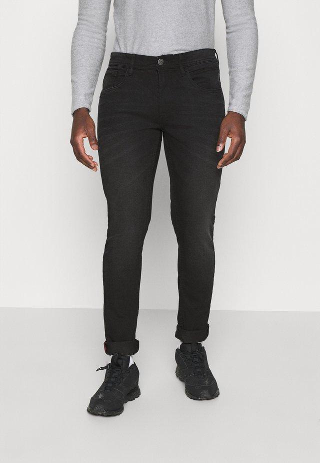 JET FIT - Slim fit jeans - denim black