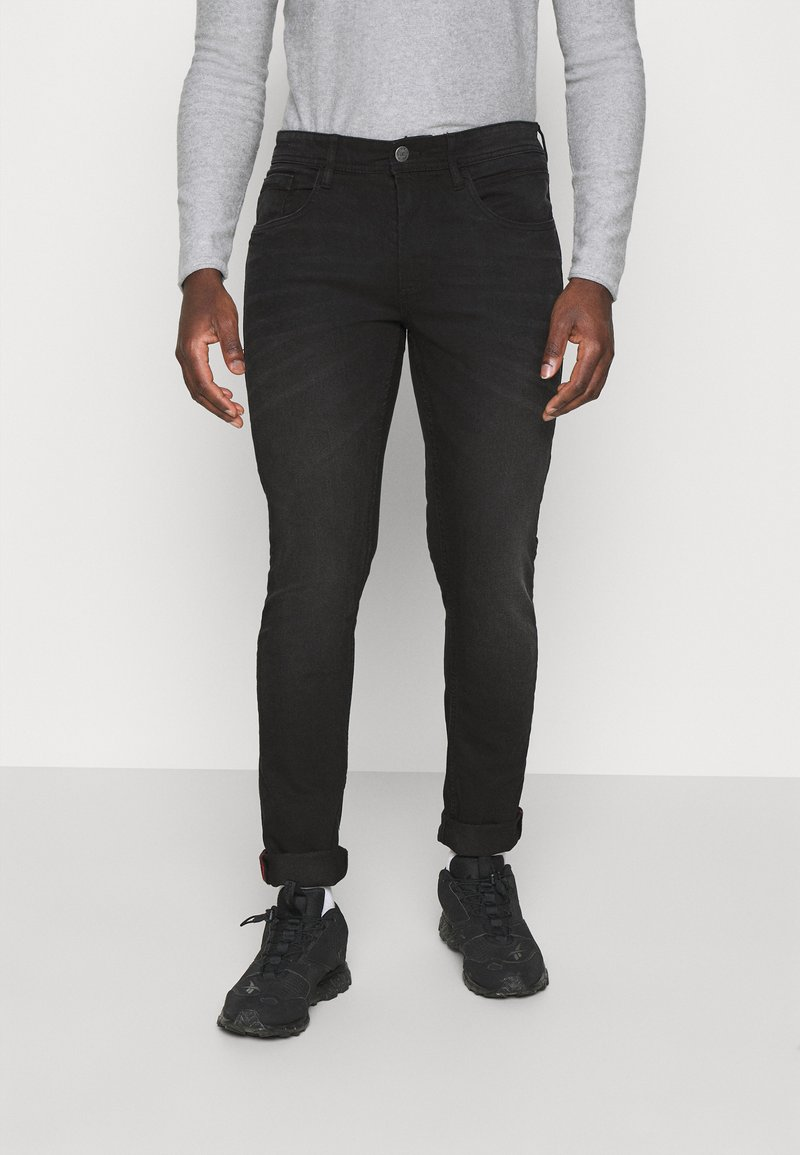 Blend - JET FIT - Slim fit jeans - denim black