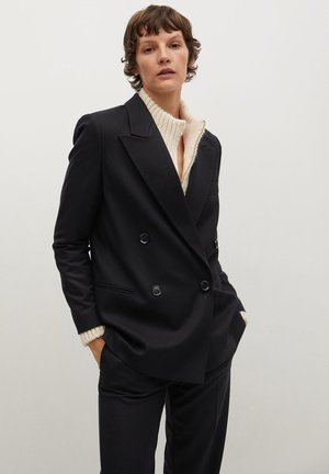 CANAS-I - Short coat - schwarz