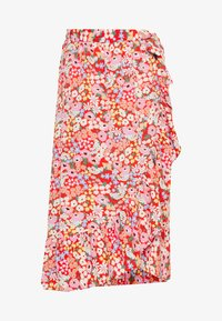 Monki - MARY LOU SKIRT - A-Linien-Rock - red - 0