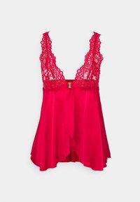 Hunkemöller - MARIAH - Pyjama set - tango red - 1