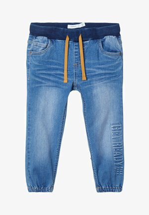Slim fit jeans - medium blue denim
