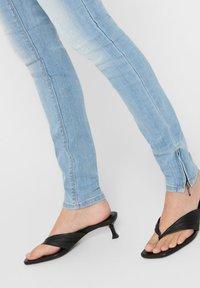 ONLY Tall - ONLKENDELL LIFE - Skinny džíny - light blue denim - 5