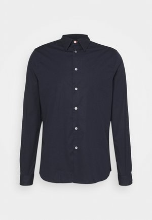 MENS TAILORED FIT - Camisa elegante - dark blue