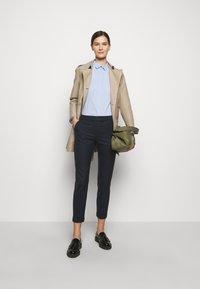 MAX&Co. - MESTRE - Button-down blouse - sky blue pattern - 1