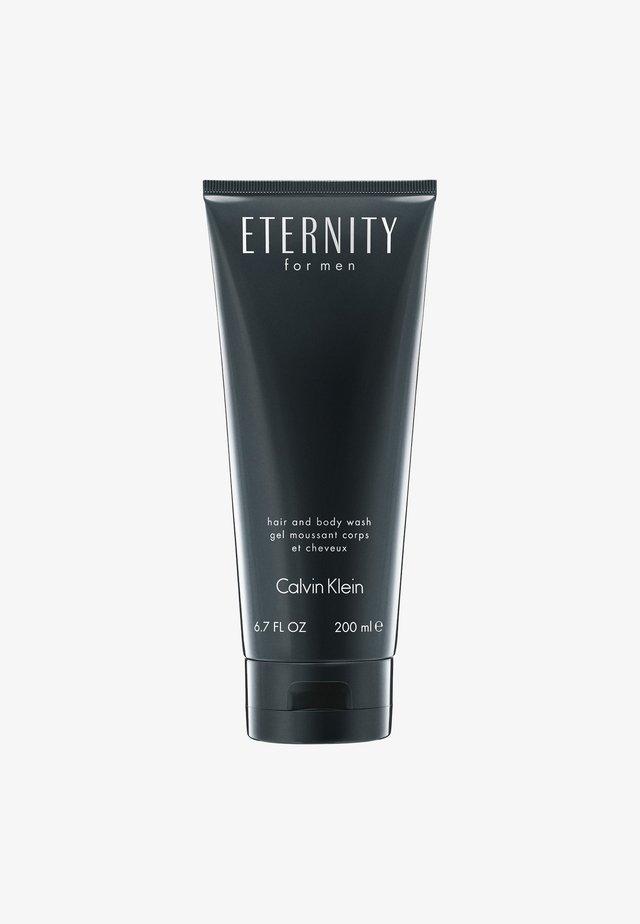 ETERNITY FOR MEN HAIR & BODY WASH - Douchegel - -